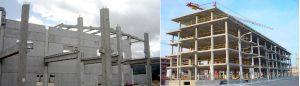Estructuras y edificaciones